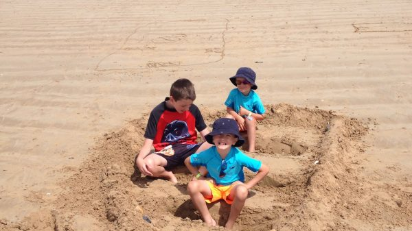 Summer Holiday Part 1 Le Clarys Plage